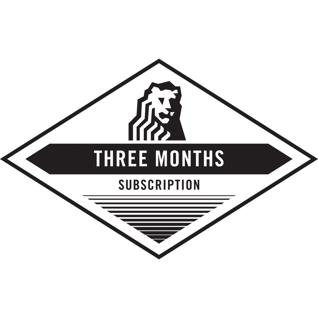 3 months only