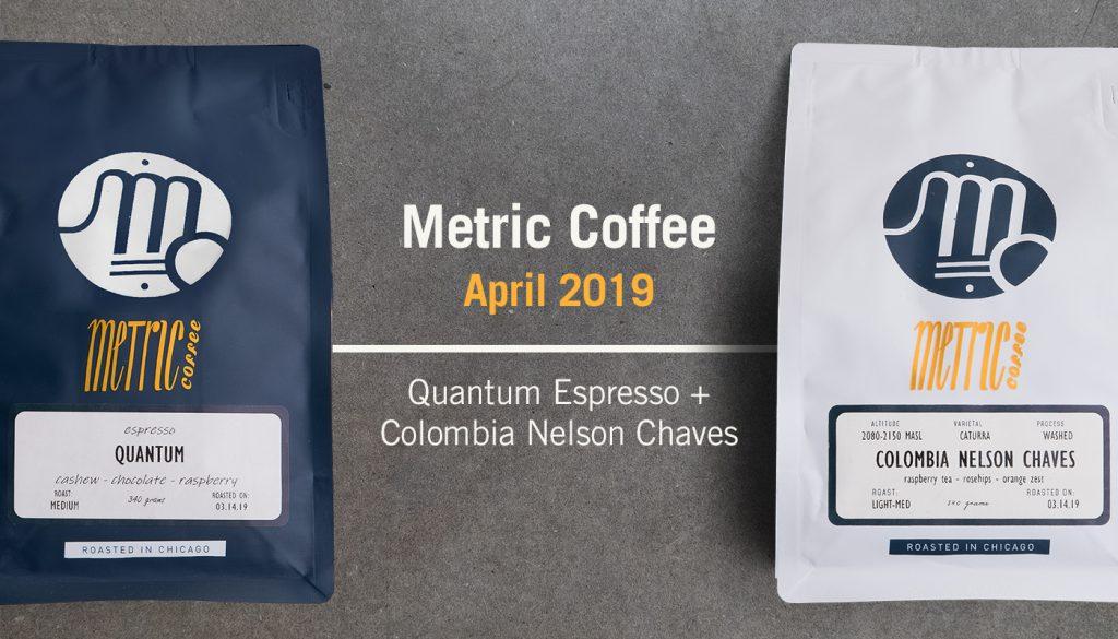 Metric Coffee: April 2019 | La Marzocco