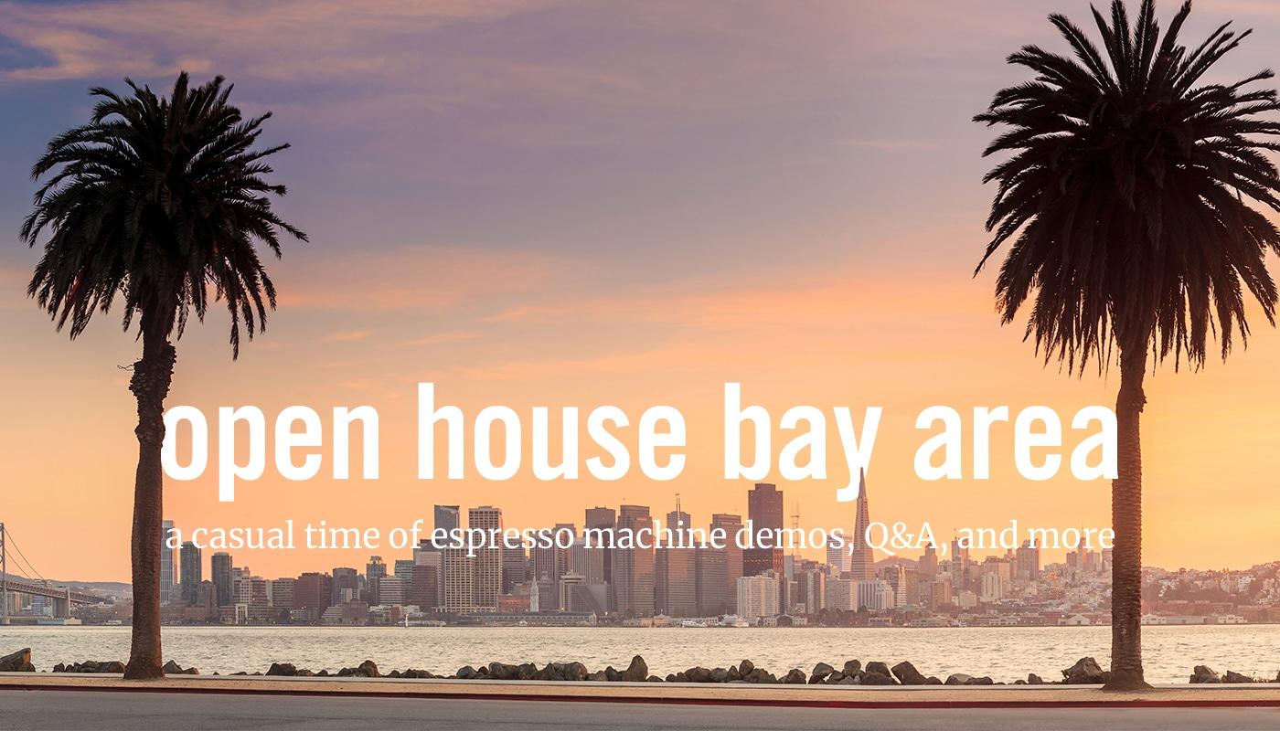 Open House Bay Area 2019   La Marzocco